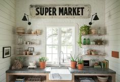 Our Farmhouse Laundry Room - Magnolia Market