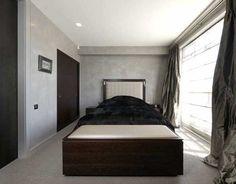 William Garvey Bedroom furniture in wenge