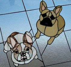 Family Pet Windows Your Loved One Made into by cityfreeglass, $400.00