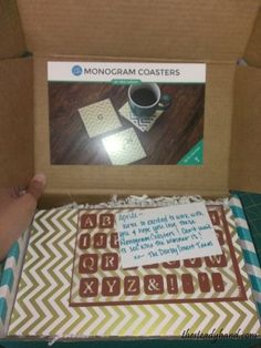 Review & Giveaway: DIY Fashion/Décor Kits from Darby Smart! Enter to win a Monogrammed Coaster Craft Kit ($29 Value). Open to US residents. Ends August 19, 2013.