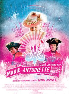 Marie Antoinette (2006). Directed by Sofia Coppola.