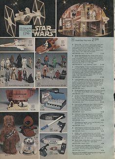 Star Wars 1979-xx-xx Sears Canada Christmas Catalog P212