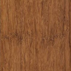 Strand Woven Toast 3/8 in. Thick x 3-7/8 in. Wide x 73-1/4 in. Length Solid Bamboo Flooring (23.65 sq.ft./case)-HL231S at The Home Depot