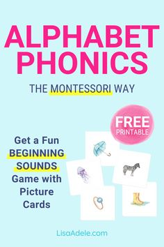 Phonics For Kids, Preschool Phonics, Phonics Flashcards, Alphabet Phonics, Phonics Lessons, Printable Alphabet, Preschool Writing, Teaching Phonics, Preschool Letters