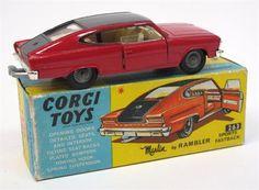 Corgi Toys 263 Marlin Rambler