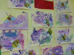 Theme:Insects Buzzing Bees!