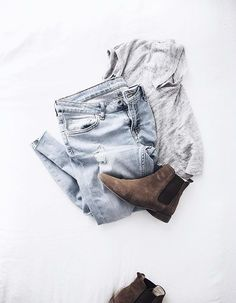 $14.68 Ripped jeans.