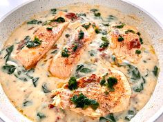 Tasty, Yummy Food, Fish Recipes, Quiche, Salmon, Seafood, Food Porn, Cooking, Breakfast