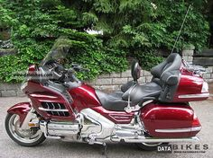 Honda Goldwing 1800 Motorcycle