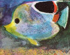 Fishes Brian Wildsmith ~ Oxford University Press, 1968