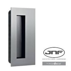 IN.16.410  JNF Stainless Steel Flush Pull