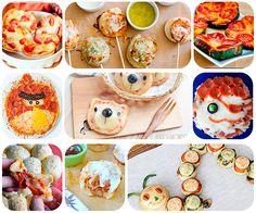 Recetas para niños: 9 recetas divertidas de pizza