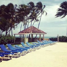 Rio Mar Beach & Resort. Puerto Rico.
