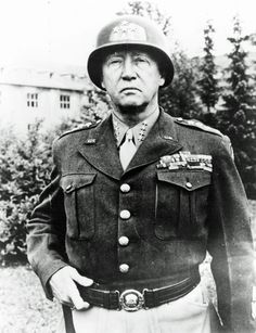 general patton pics | George S. Patton, Jr., General, U.S.A., May 1945. (Patton Museum of ...