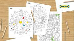 Pintar es una actividad que nos puede ayudar a desconectar de la rutina y relajarnos. Eso es lo que defiende IKEA con el lanzamiento de su primer libro para colorear para adultos, presentado como una herramienta &qout;anti-estrés&qout; que a la vez deja salir el artista y creativo que todos llevamos dentro. …