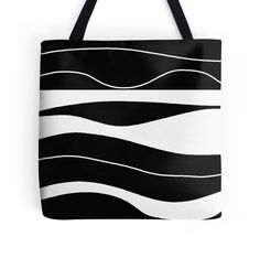 Black and white waves by Momcilo Bjekovic