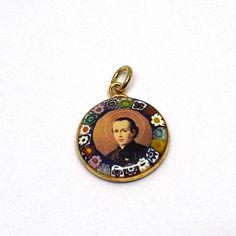 St Gaspar del Bufalo / San Gaspare medal  Precious blood