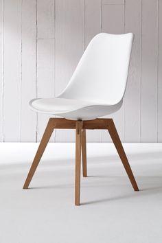Stuhl Bess (2er Set) günstig kaufen ✔ Im skandinavischen Retro-Design ♥ Weitere skandinavische Möbel und Einrichtungsideen bei moebilia-living.de!