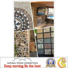 China Granite and Marble Mosaic Tile for Flooring, Find details about China Marble Mosaic, Mosaic from Granite and Marble Mosaic Tile for Flooring - Xiamen Shunyue Building Materials Trading Co. Granite Tile, Marble Mosaic, Marble Floor, Mosaic Glass, Mosaic Tiles, Tile Floor, Flooring Tiles, White Counters, Wooden Crates