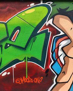 Graffiti, Dream City, Mumbai, India, Detail, Wall, Artist, Instagram, Goa India