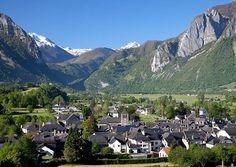 France, Pyrénées-Atlantiques, Bedous by jpazam, via Flickr