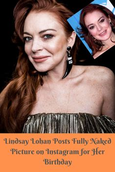 Last I'd heard, Linday Lohan had escaped the media lens to go and live on some remote island that she'd bought. Wtf Funny, Funny Humor, Instagram Funny, Instagram Posts, Celebrity News, Celebrity Style, Lindsay Lohan, New Image, Body Art