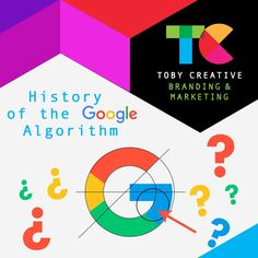 History of the Google Algorithm Changes  Google's search engine uses complex algorithms as search ranking systems to categorise and sort through webpages in its search index to deliver the best results matching the user query.   See when major search engine algorithms were updated. https://tobycreative.com.au/google-algorithm-updates/  #tobycreative #seo #seoperth #googlepartner #googleupdates #googleranking #googleresults #googlealgorithm