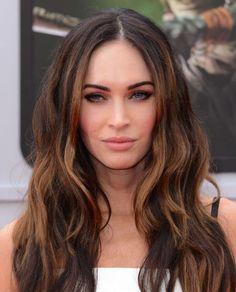 Think Megan Fox's Skin Looks Amazing Here? This Is What She's Wearing   Glamour Magazine: Lipstick   Monika Blunder