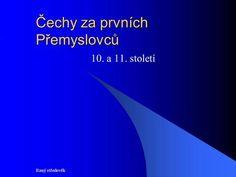 Čechy za prvních Přemyslovců> Chart