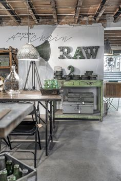 industrial chic,