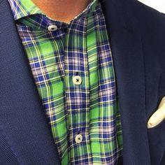 Spring time is J. Hilburn time. New shirts and jackets. www.richardaldrich.jhilburn.com #fashionformen #clothingformen #mensfashion #mensclothing #bespoke #shirting