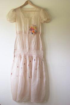 Dream Dress by hello mr fox, via Flickr