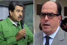 """¡CON TODO! La respuesta de Julio Borges a """"las cizañas"""" de Nicolás Maduro - http://www.notiexpresscolor.com/2016/12/21/con-todo-la-respuesta-de-julio-borges-a-las-cizanas-de-nicolas-maduro/"""