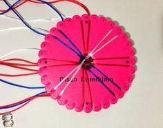 Pulseras Kumihimo: Distintos Tipos de Espiral