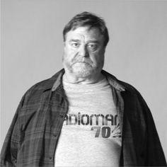 10 Cloverfield Lane. Howard Stambler wearing a Radioman70 shirt, works for Tagruato!