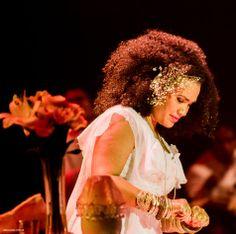 Cantora brasileira Mariene de Castro