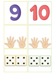 Body Preschool, Preschool Education, Preschool Classroom, Kindergarten Math, Preschool Printables, Preschool Worksheets, Preschool Activities, Learning Numbers, Math Numbers