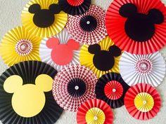 Resultado de imagen para pinterest decoracion fiestas tematicas MICKEY MOUSE