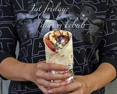 Fat friday: domowy kebab : Nerdy Cookin' Hamburger, Grilling, Sandwiches, Food And Drink, Lunch, Cooking, Ethnic Recipes, Friday, Nerdy