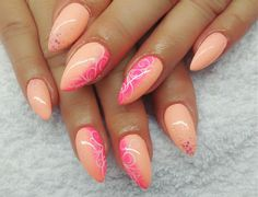 Nail Design Fullcover Ombre