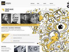 21 Inspiring Design Agency Websites