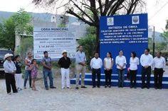 - Es la ampliación de la red de drenaje en Tancoyol y en la calle Sonora de la colonia Puerto...