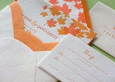Maple-Leaf-Orange-Red-Wedding-Invitations