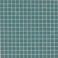 Kaleidoscope  Color Grove 3/4 in. Vitreous Glass Mosaic Tile in Sea Green $4.00