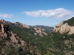 Oasi WWF ecosostenibile Sardegna:Monte Arcosu