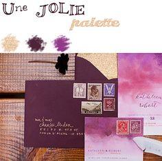 Palette de couleurs violet dulux valentine aubergine - Violet prune couleur ...