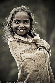 Girl  - East Timor.