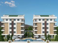 Holiday Apartments in Antalya Konyaalti Off Plan Prices Turkish Property