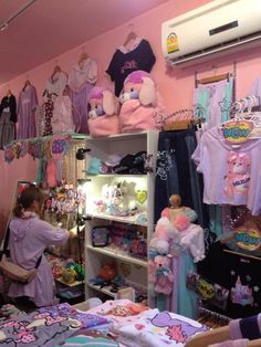 Fairy Kei store. Where was this when I was 16?!?