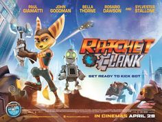 The Brick Castle: Win 1 of 3 Amazing Kids DVD Bundles With Ratchet And Clank...
